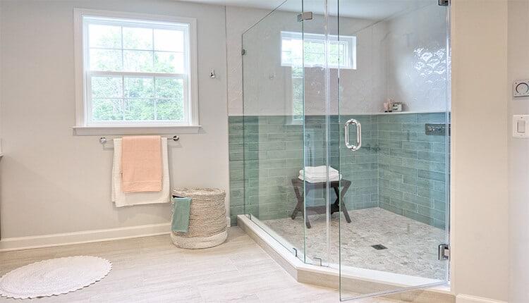 بازسازی حمام