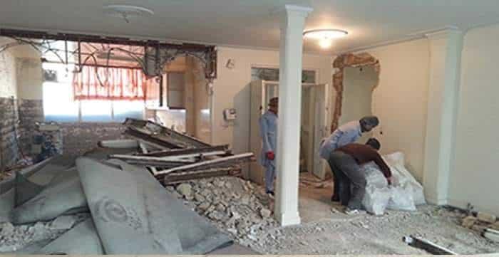 بازسازی ساختمان | بازسازی آپارتمان و خانه های کلنگی