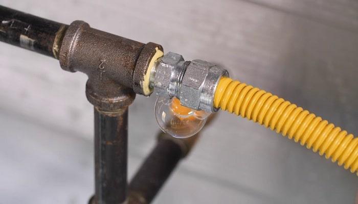 نشت گاز از بخاری گازی - تعمیر تخصصی بخاری گازی