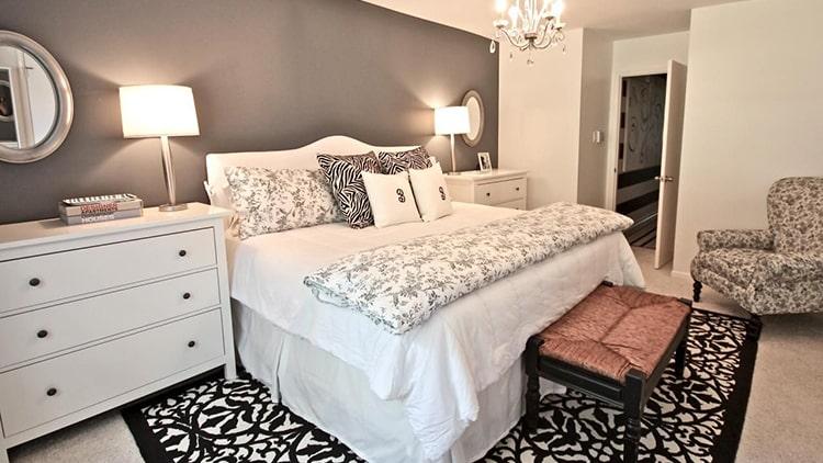 بازسازی اتاق خواب قدیمی
