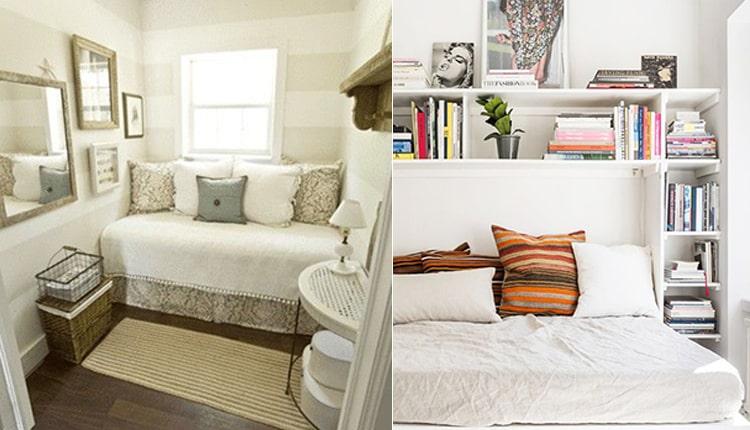 بازسازی اتاق خواب با کمترین هزینه