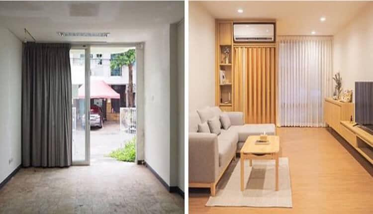 بازسازی آپارتمانهای ۵۰ متری