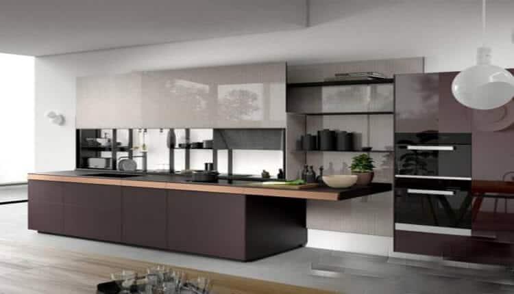 دکوراسیون آشپزخانه ترکیهای