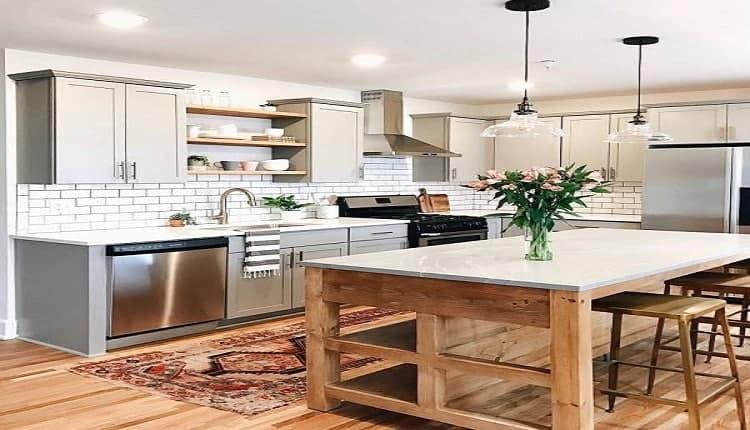 نوسازی آشپزخانه ارزان